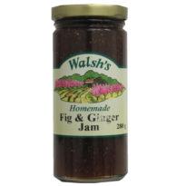 1601 Fig & Ginger Jam 280g