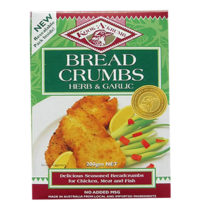 1775 Bread Crumbs Herb & Garlic 200g