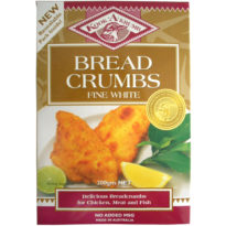 1776 Bread Crumbs Fine White 200g