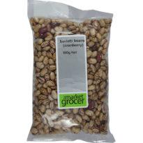 1821 Borlotti Beans 500g