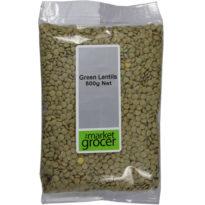 1826 Green Lentils 500g