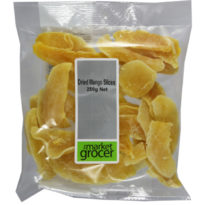 2011 Dried Mango Slices 250g
