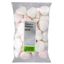 2125 Pink & White Marshmallow 200g
