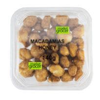 2140T Macadamias Honey 140g