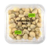 2141T Macadamia Raw 140g