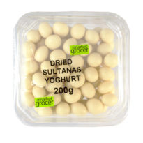 2163T Dried Sultana Yoghurt 200g