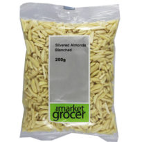 2200 Almonds Slivered 250g