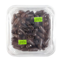 2238T Dark Chocolate Bullets 250g