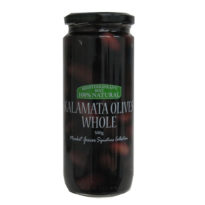 2251 Kalamata Olives in Brine 500g