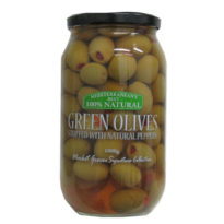 2278 Gren Olives with Pepper 1Kg