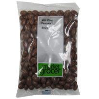 2364 Milk Choc Peanuts 400g