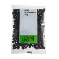 239 Dried blueberries 100g