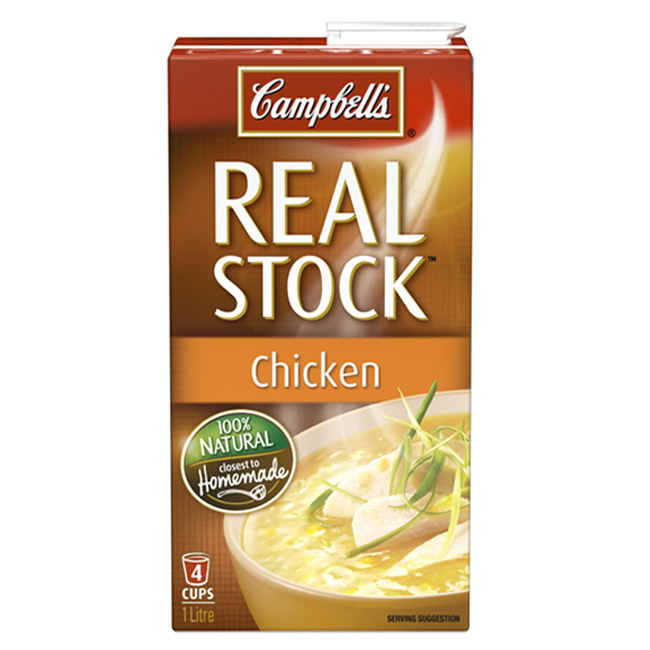 Campbell Real Stock