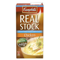 2397 Real Stock Chicken Salt Reduced 1L
