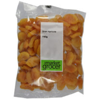 2406 TMG Dried Apricots 750g