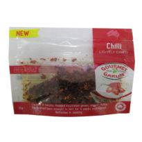 2437 Chilli Lightly Dried 8g