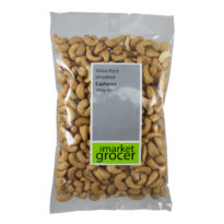 2453 Cashews Unsalted ValuePack400g
