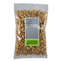2453 Cashews Unsalted ValuePack400g