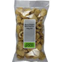 2459 Black pepper Rice Cracker 140g