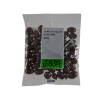 2469 Dark Chocolate Almonds 250g