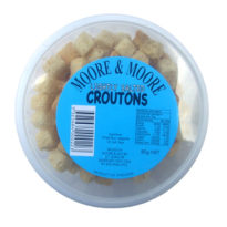 248 Moore & Moore  Croutons Lightly Salted 80g
