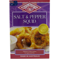 2585 Salt & Pepper Squid 150g