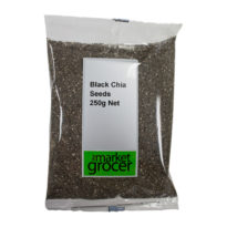 2600 Black Chia Seeds 250g