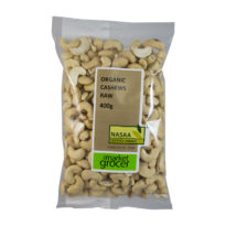 2614 Organic Cashews Raw 400g