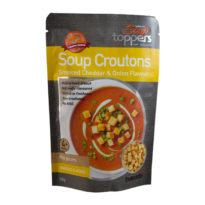 2617 Croutons Smoked Cheddar&Onion 50g