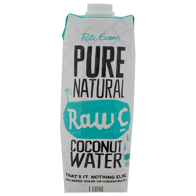 Coconut Water and Milk