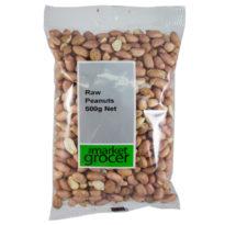 439 TMG Peanuts Raw 500g