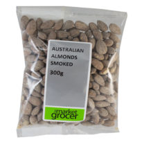 481 TMG Almonds Smoked 300g