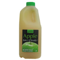 482 TMG Fresh Cloudy Apple 2L