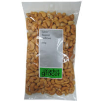 498 TMG Cashews Salted 500g