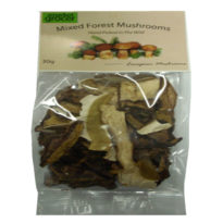 627 Mixed Forest Mushrooms 30gm