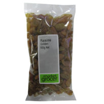 630 Golden Raisins 500g