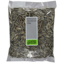632 Sunflower Seeds R oasted & Salted 250g