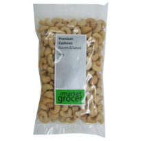 637 Premium Cashews R&S 400g