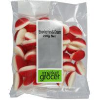 645 Strawberries & Cream 200g
