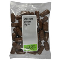 687 Chocolate Bullets 250g
