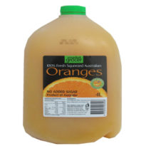 839 TMG Fresh Orange Juice 4L