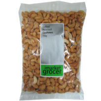 914 TMG Cashews DW Salted 750g