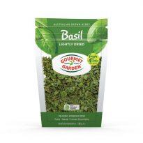 Basil Lightly Dried