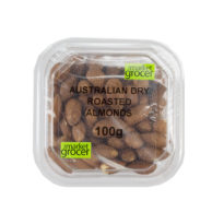 MT01 Almonds Dry Roaasted 100g