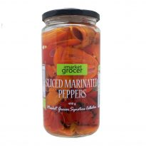 Sliced Marinated Peppers 450g