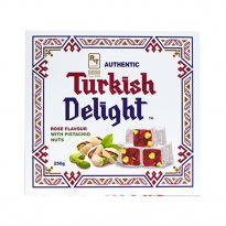Turkish Deligh Rose Flavour with Pistachio Nuts