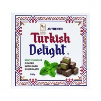 Turkish Delight Mint Flavour with Dark Chocolate