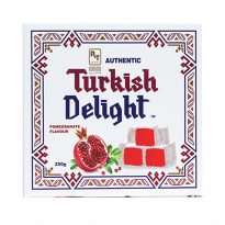 Turkish Delight Pomegranate flavour