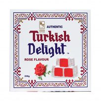 Turkish Delight Rose Flavour