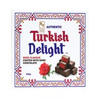 Turkish Delight Rose Flavour with Dark Chocolate